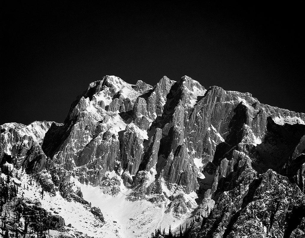 Mountain near Banff